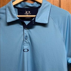 NWOT Oakley DriFit Golf Polo ⛳️